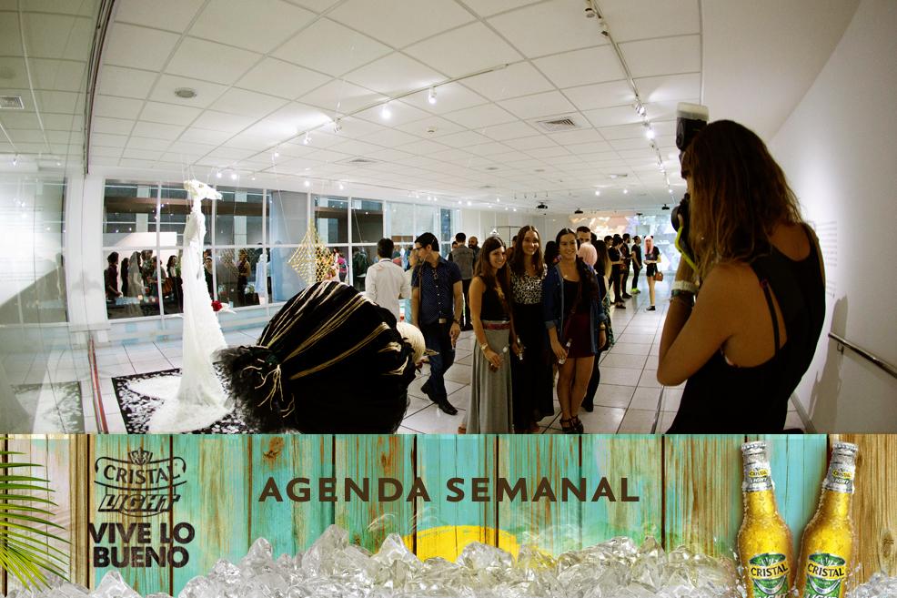 Agenda Cristal Light: 30 Enero – 2 de Febrero