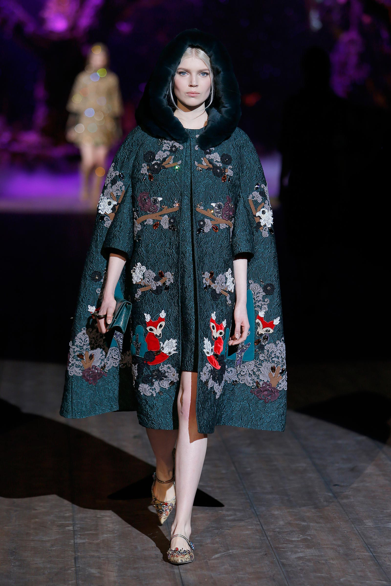 El cuento de hadas de Dolce and Gabbana: Colección invierno 2015