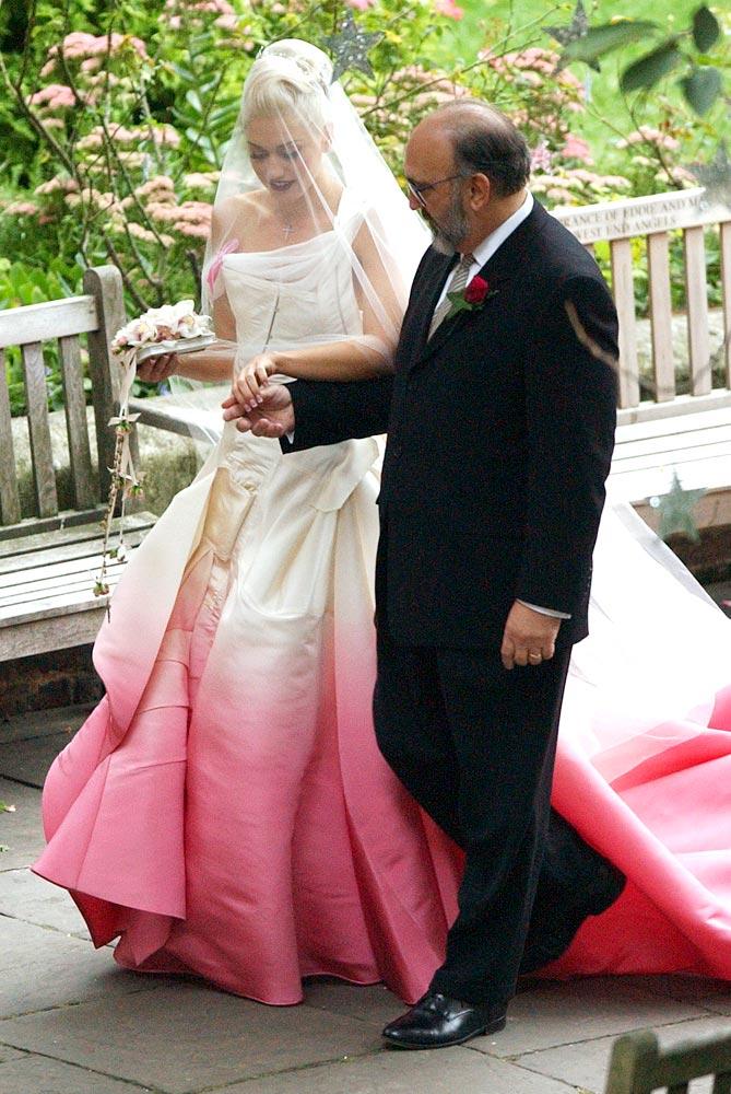 Trajes de novia famosos