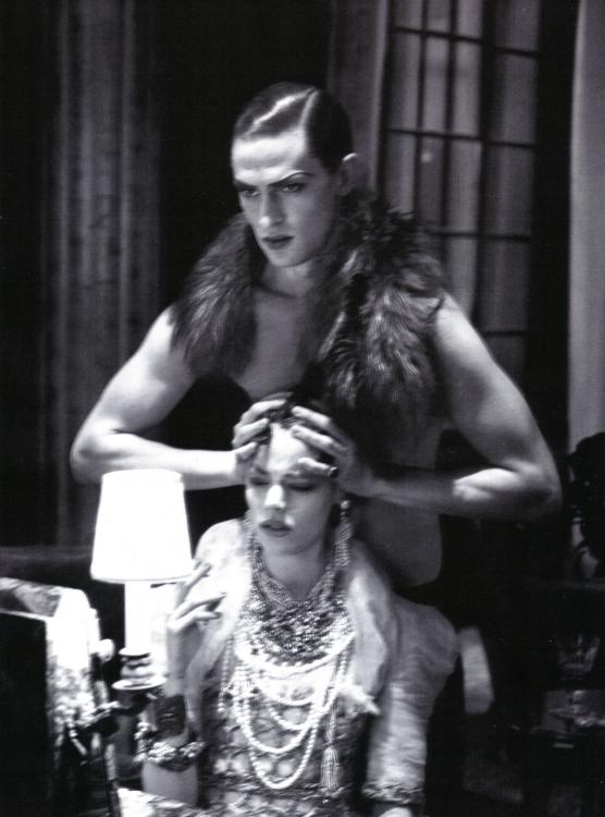 El drama y la moda según Meisel, 2010