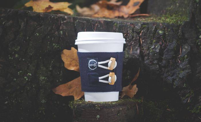 Coffee Cuffs: Accesorios de café