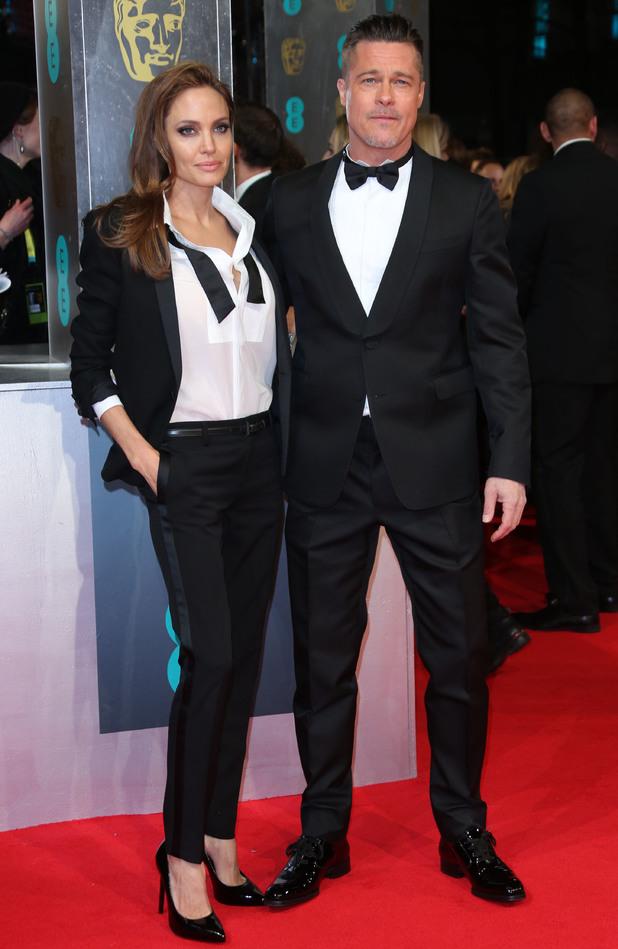 La moda de los BAFTA 2014