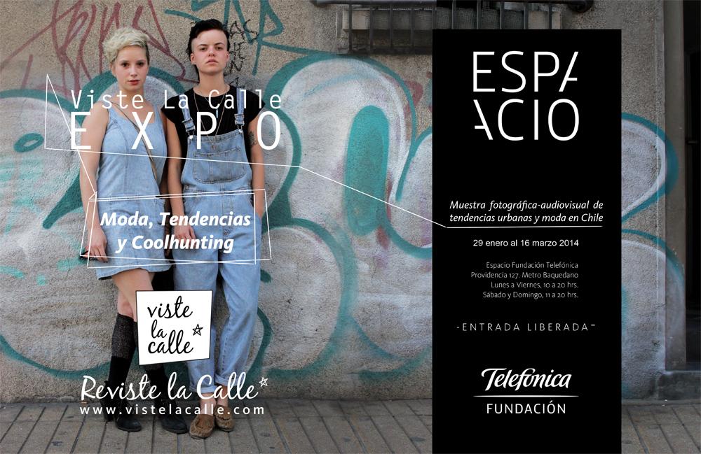 Concurso: Comenta con el hashtag #VisteLaCalleEXPO y gana una edición de Reviste La Calle 6