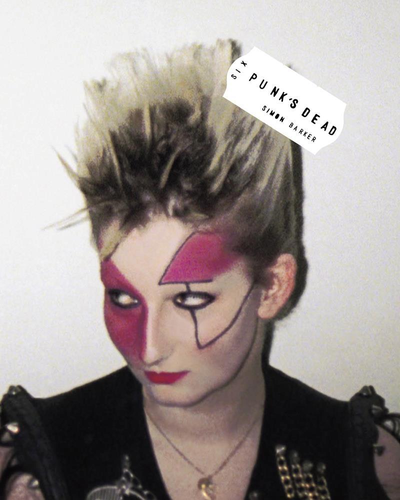 Simon Barker, el fotógrafo del punk londinense