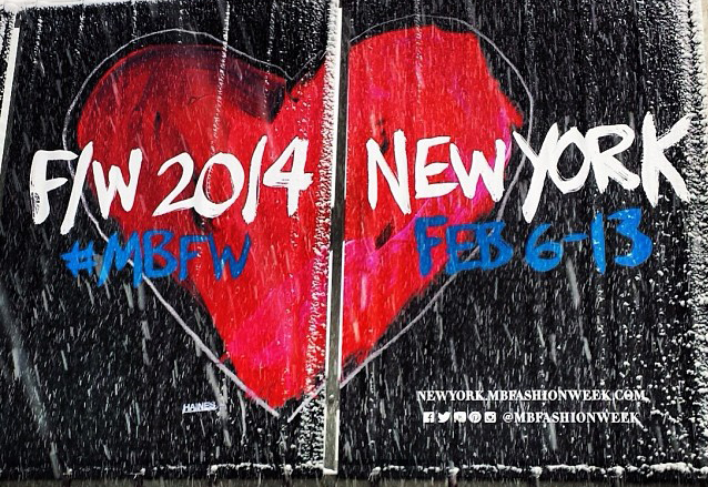Lo que necesitas saber del New York Fashion Week Otoño-Invierno 2014