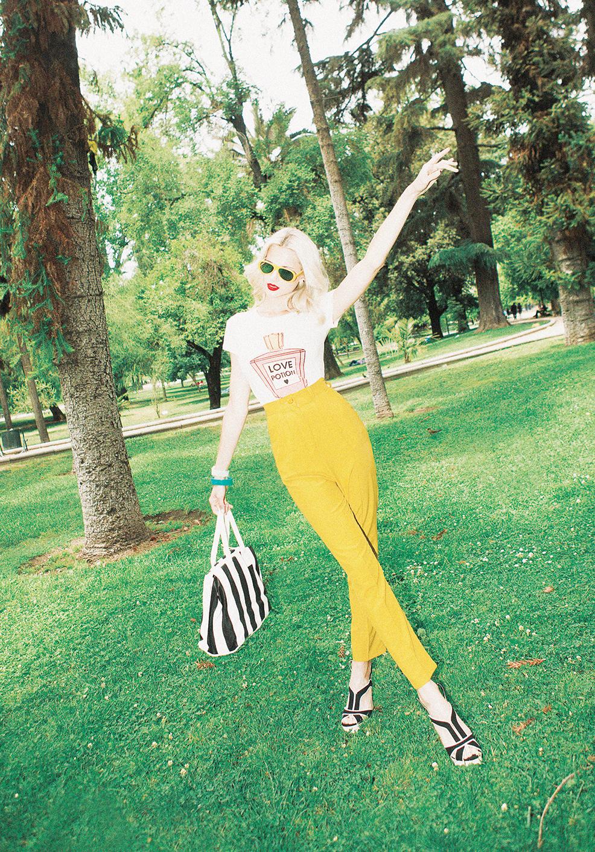 ¡Envíanos tu propia editorial de moda para RevisteLaCalle 7!