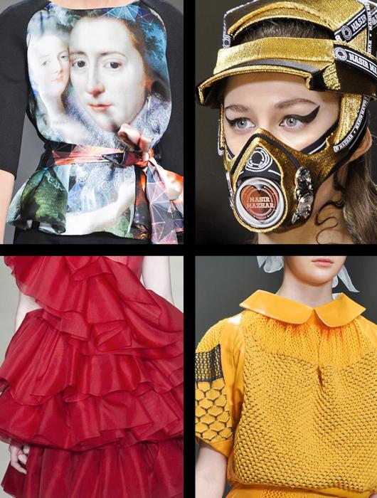 London Fashion Week A/W 2014: Parte I