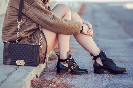 VLC Trends para el Otoño: Cut Out Shoes