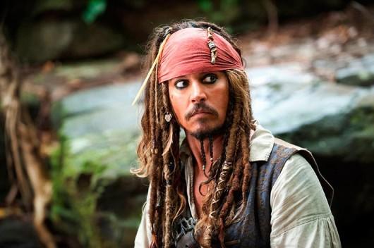 Estilistas de Hollywood rendirán homenaje a Johnny Depp por su caracterización de personajes