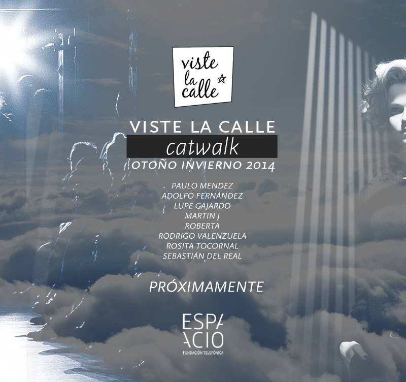 ¡Este 5 de marzo, prepárate para VisteLaCalle Catwalk! Participa por tus entradas