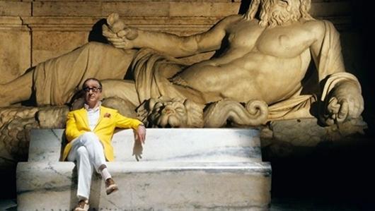 VLC Man: Cesare Attolini y sus elegantes trajes para La Grande Bellezza (2013)