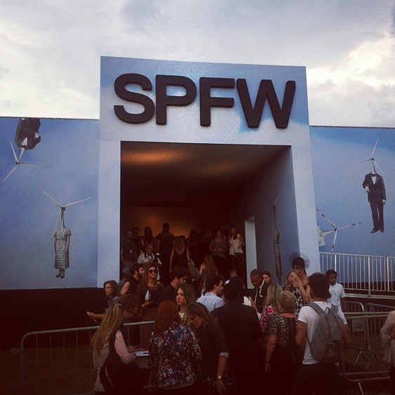 ¡VisteLaCalle en Sao Paulo Fashion Week temporada verano 2015!