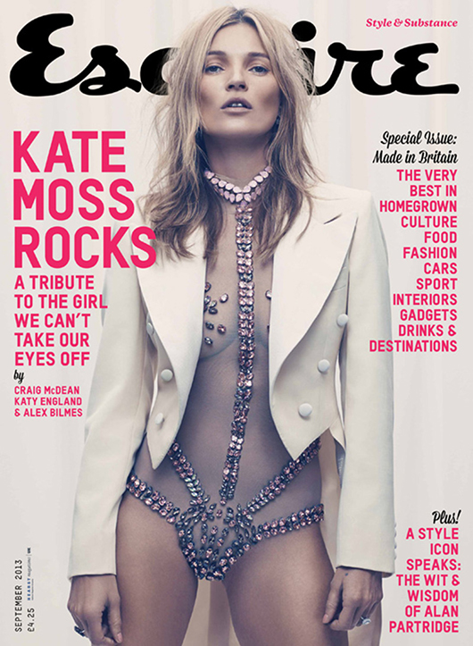 Esquire Magazine: ¿qué quieren los hombres?