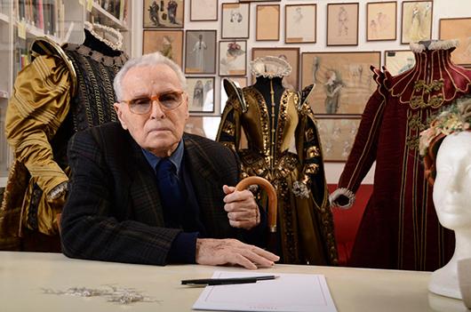 Los diseños de Piero Tosi