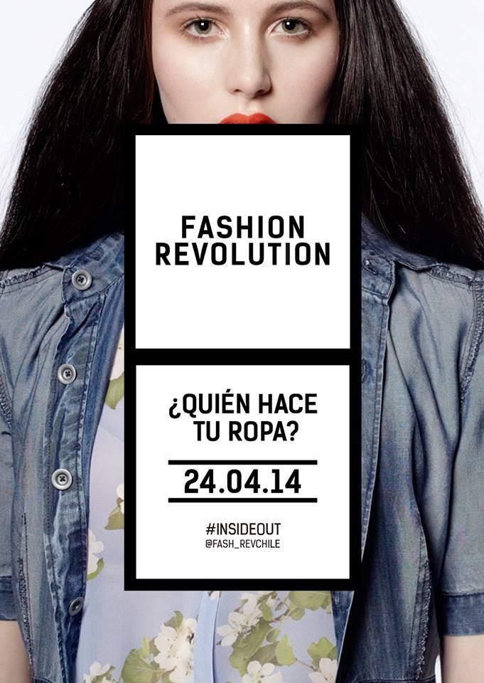 Fashion Revolution Day: ¿Quién hace tu ropa?