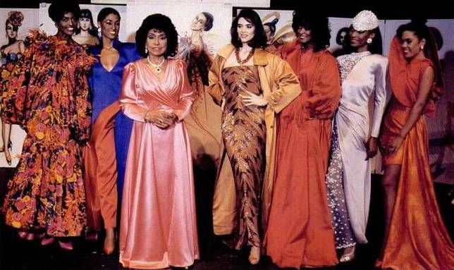 Los 50 años de Ebony Fashion Fair
