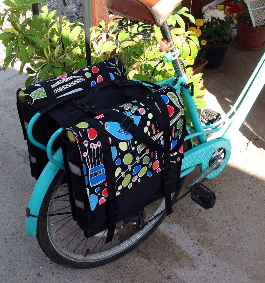 Kat Diseño – Bolsos para ciclistas