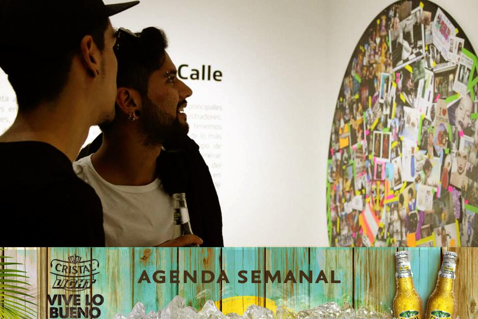Agenda Cristal Light: Panoramas del 13 al 16 de marzo