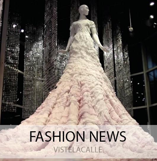 Fashion News: Suzy Menkes llega a Vogue, Proenza Schouler para MAC y nuevas vitrinas Paris