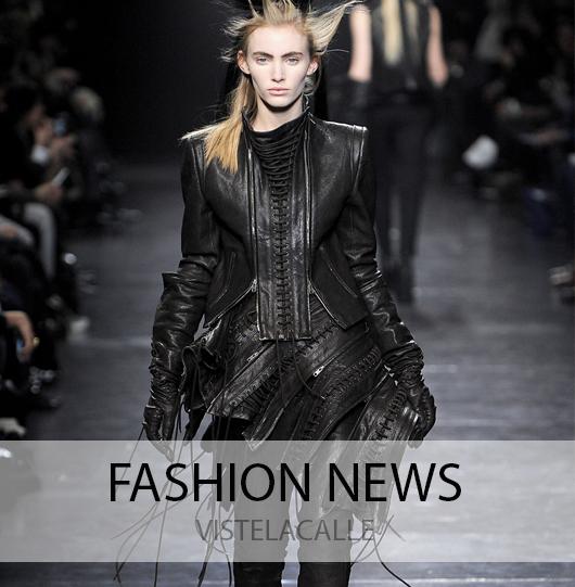Fashion News: Ann Demeulemeester, Clases de Moldaje Lupe Gajardo y lanzamiento KEDS Chile