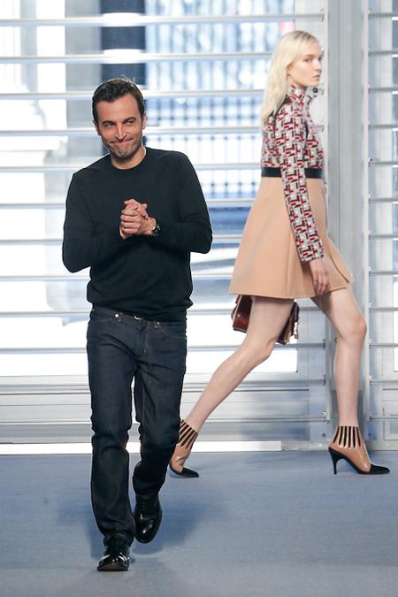 El debut de Nicolas Ghesquière en Louis Vuitton