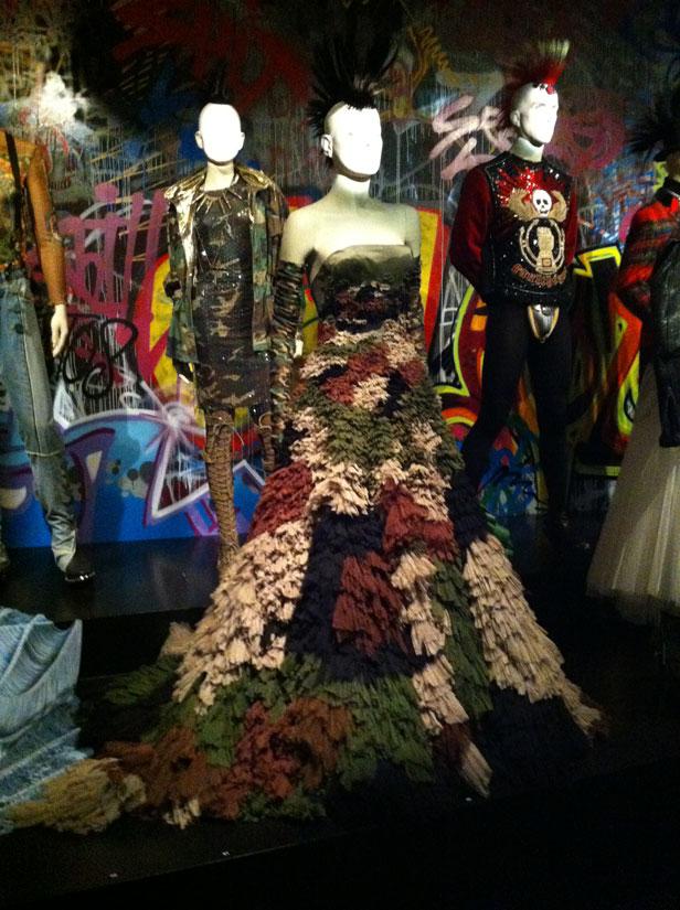 La historia del camuflaje