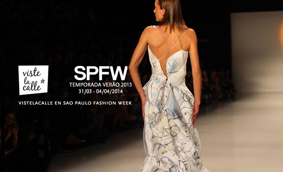 SPFW S/S 2015: Pedro Lourenço y Lino Villaventura