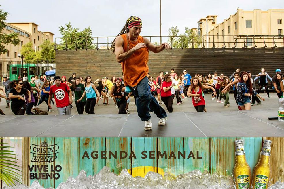 Agenda Cristal Light: Panoramas del 1 al 4 de mayo