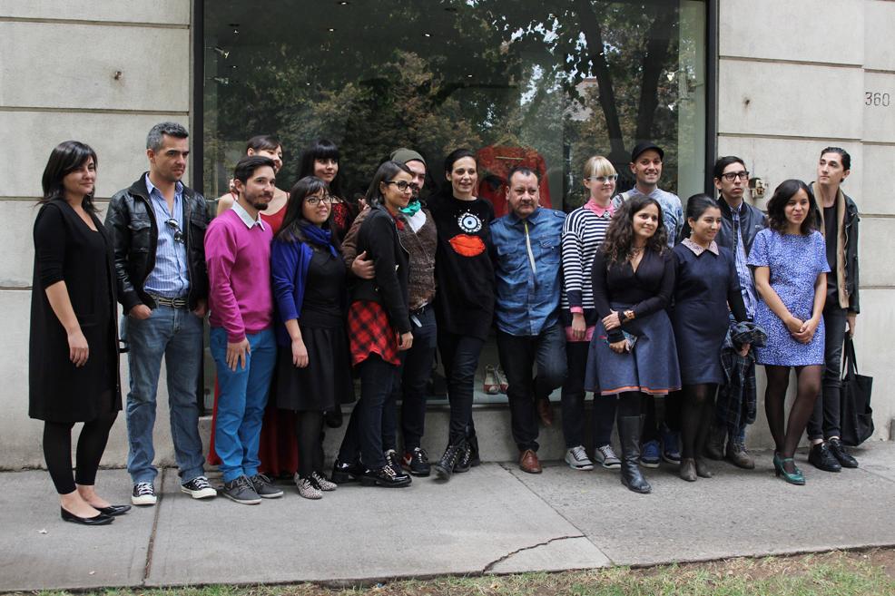 Porquetevistes presentó las colecciones Otoño-Invierno 2014 de sus diseñadores