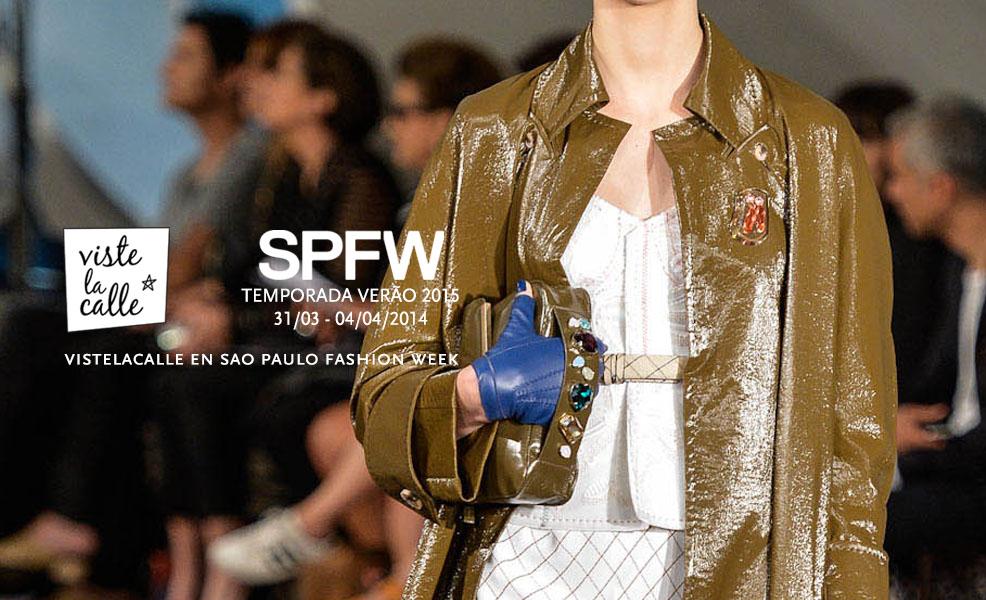 SPFW S/S 2015 por VisteLaCalle: Alexandre Herchcovitch