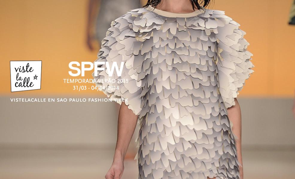 SPFW S/S 2015 por VisteLaCalle: Forum y Movimento