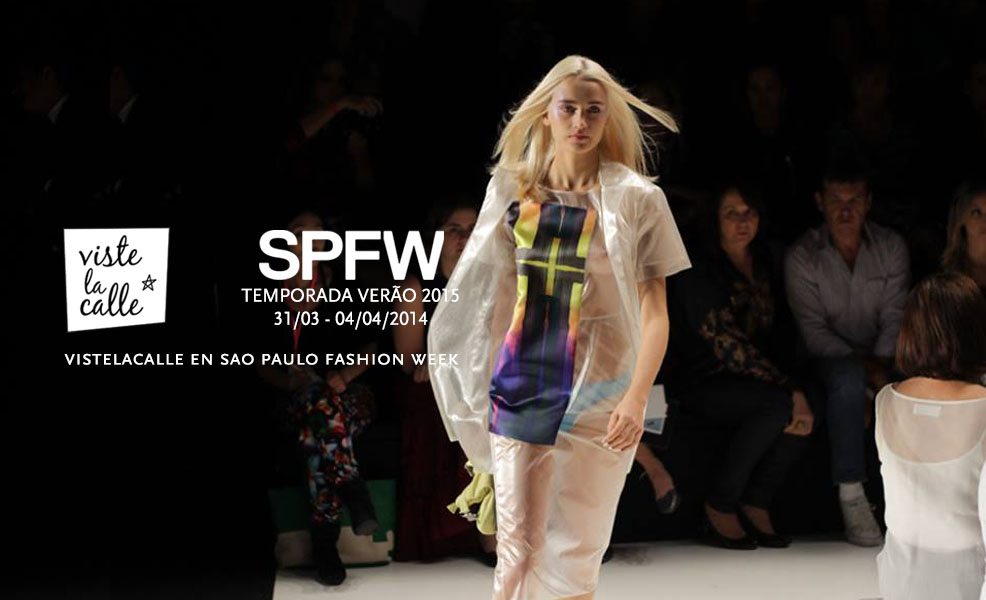 Sao Paulo Fashion Week S/S 2015: Vitorino Campos