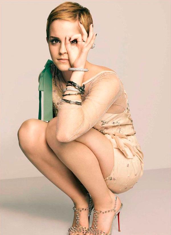 La evolución de Emma Watson en su cumpleaños 24