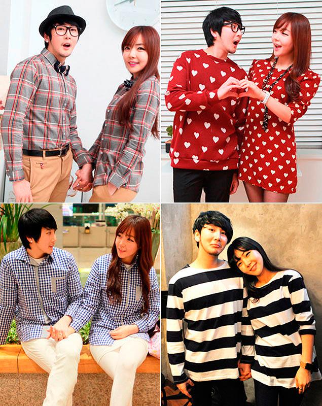 Keo Peul Look: la tendencia asiática de vestirse en pareja
