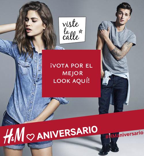 Finalistas Concurso H&M: ¡Vota por el mejor look!