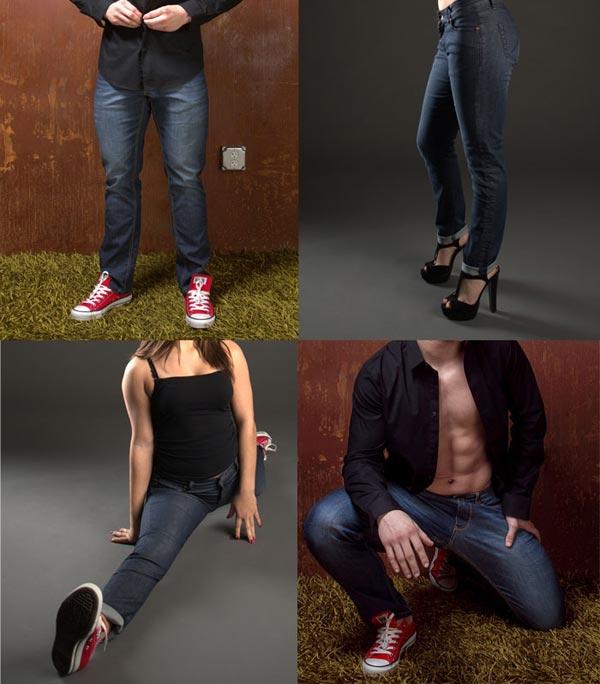"""La llegada de los """"Anti-Gap Jeans"""" para combatir la polémica del Thigh Gap"""