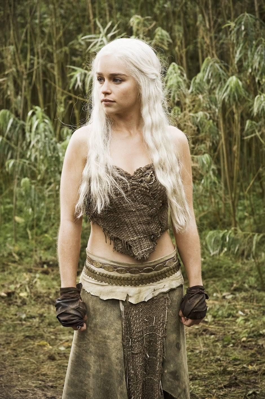 Emilia Clarke de Game of Thrones, la it girl de la TV