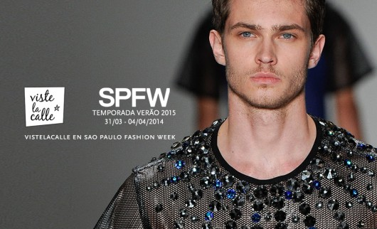 SPFW S/S 2015 por VisteLaCalle: Animale y João Pimenta