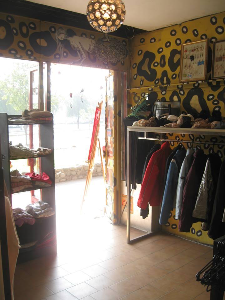 Cosmos Vintage Boutique Ñuñoa