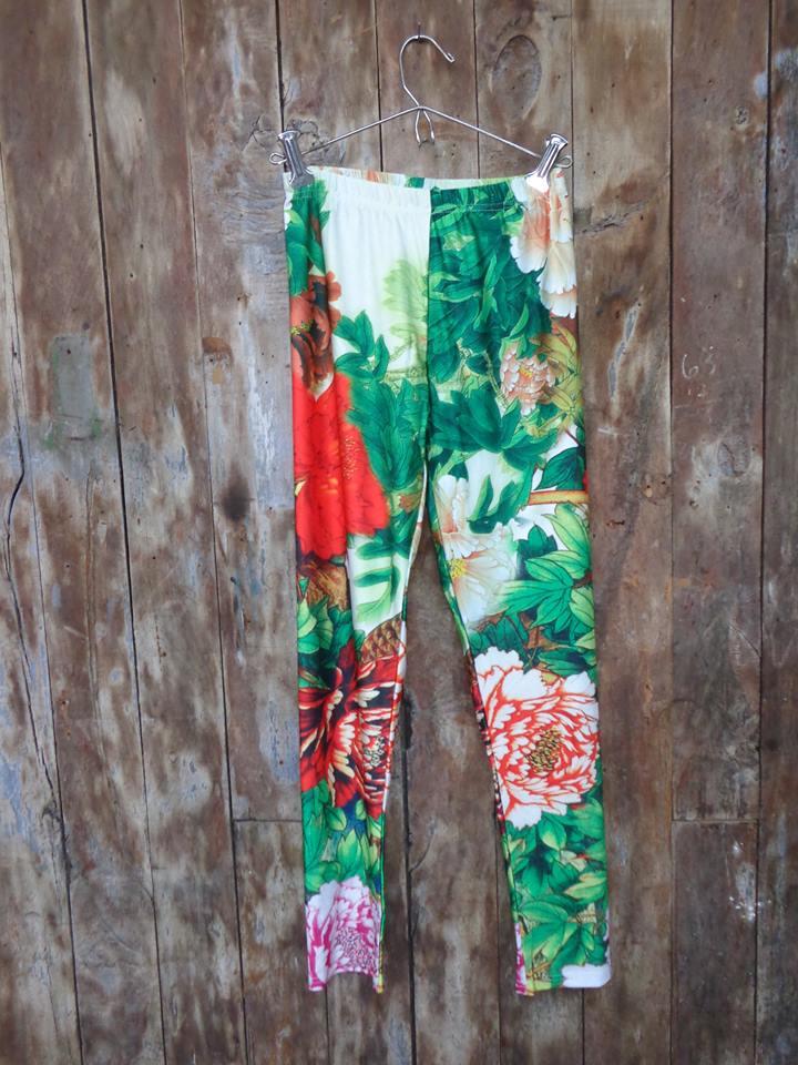 Leggings Santiago – Calzas femeninas