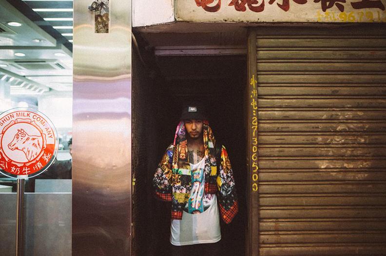 HYPE. S/S 2014: Ropa masculina de viaje por Hong Kong