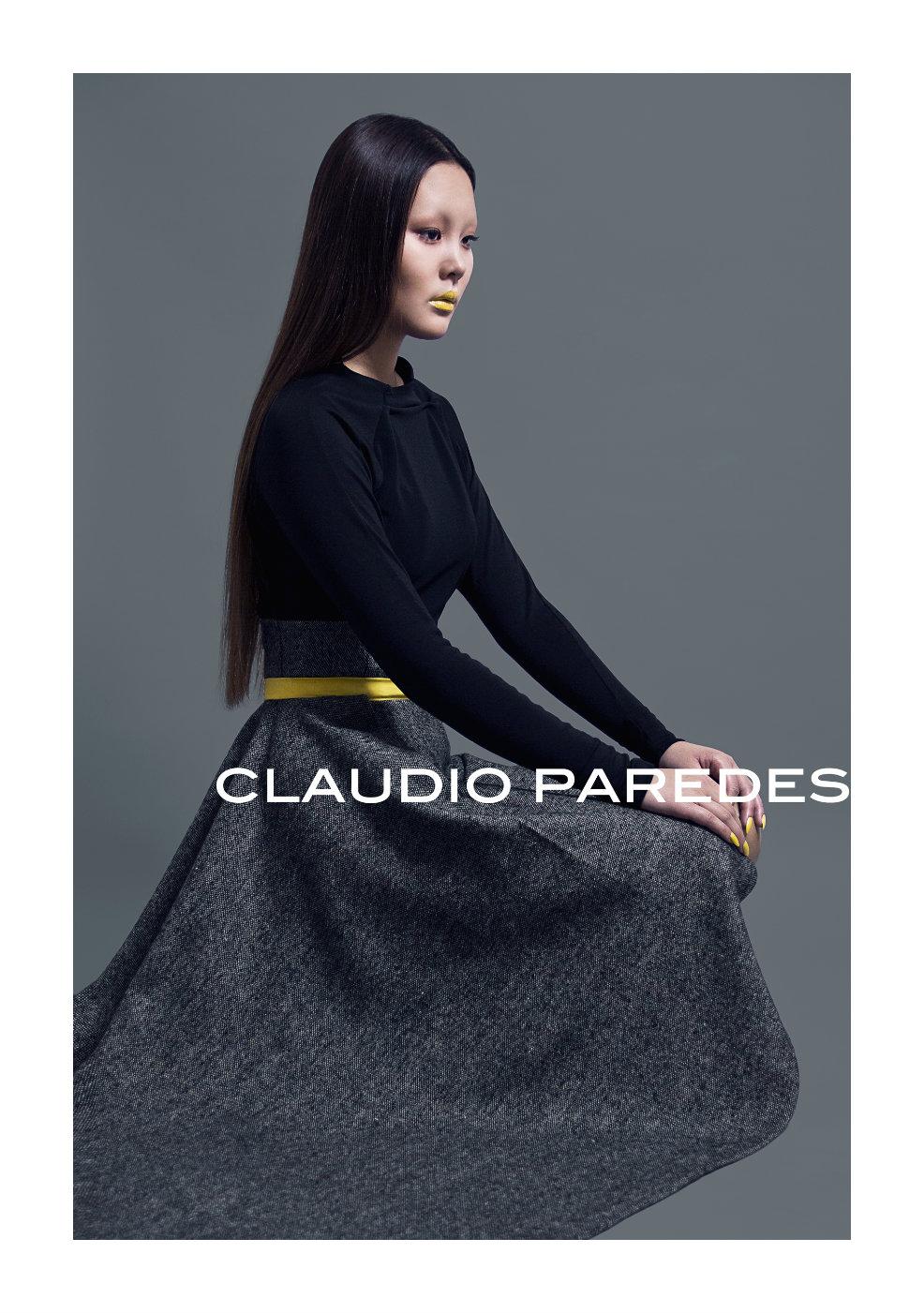 """El diseñador Claudio Paredes se lanza en solitario: """"La estética de Claudio Paredes es la misma de C+J: modernidad, elegancia y exclusividad"""""""