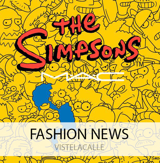Fashion News: Los Simpson para MAC, desfile a beneficio y Elle México Diseña 2014 con Jean Paul Gaultier