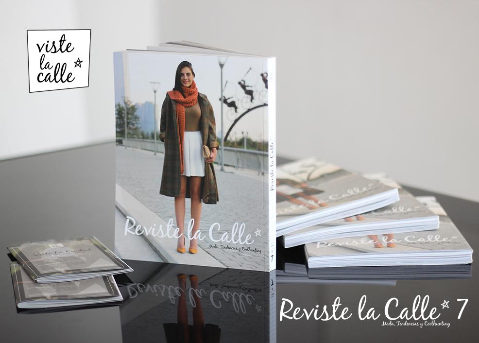 ¡Lanzamiento RevisteLaCalle 7!