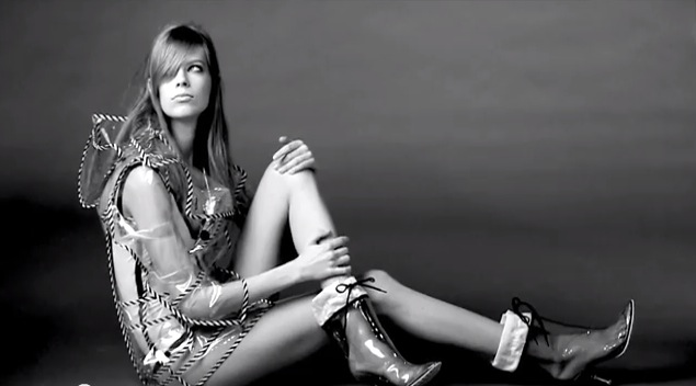 VLC ♥ The look of the moment por Steven Meisel
