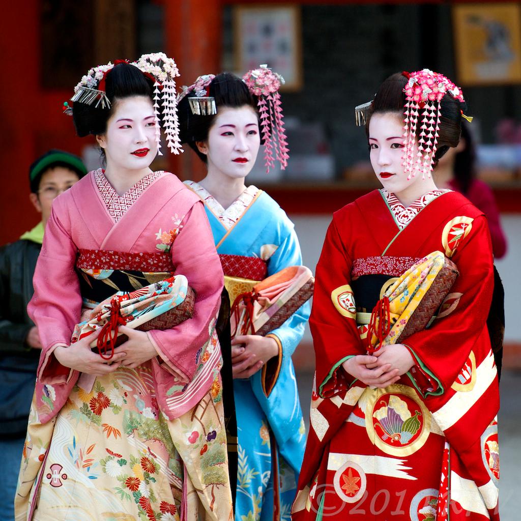 Maiko: El arte de convertirse en geisha