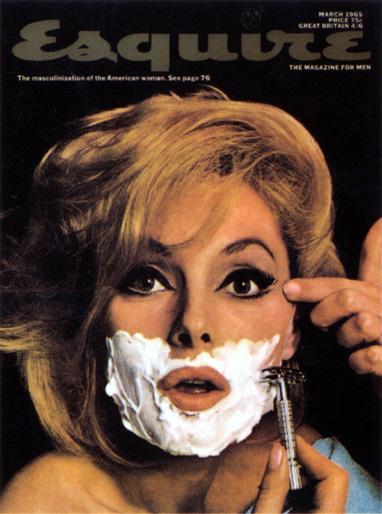 Flashback: Las portadas clásicas de Esquire