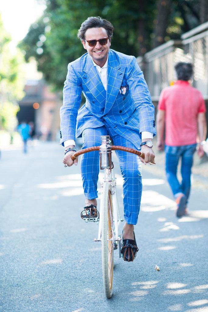 VLC Man: El mejor street style en Pitti Uomo
