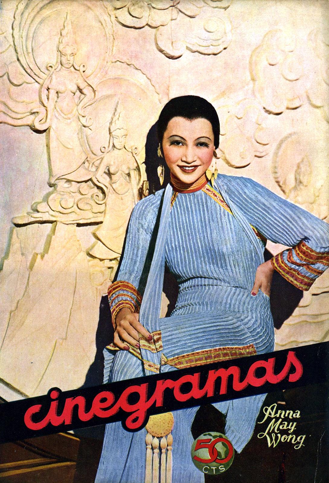 Anna May Wong, la primera estrella asiática de Hollywood