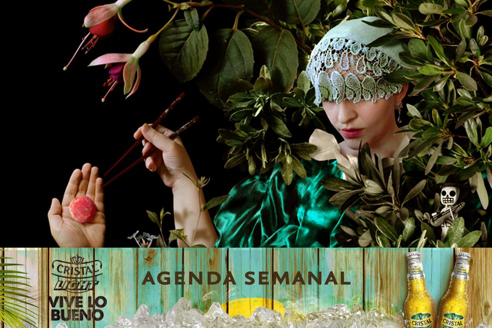 Agenda Cristal Light: Panoramas del 26 al 29 de junio